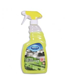Spray de 750 ml nettoyant ultra dégraissant Citron