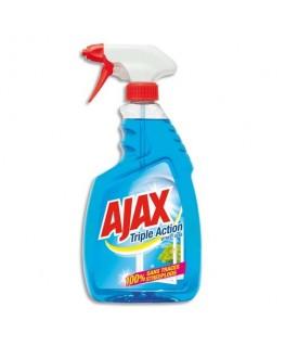 Pistolet 750 ml nettoyant vitres et surfaces - Ajax