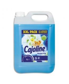 Bidon de 5 litres Assouplissant pour le linge odeur de frais - Cajoline