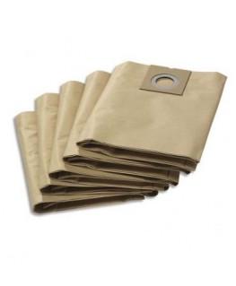Lot de 5 sacs pour aspirateur NT27/1 - Kärcher