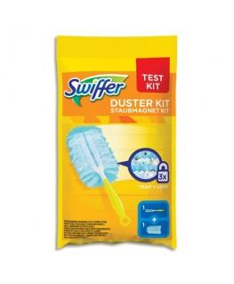 Kit en sachet cravatte plumeaux + une recharge dépoussiérantes - Swiffer