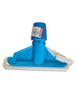 Pince Bleu en polypropylène et nylon pour franges Faubert