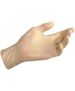 Boîte de 100 gants en latex Solo légèrement poudrés Longueur 24 cm Taille 7-7.5 - MAPA® Professionnel