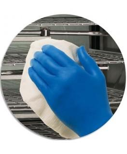 Boîte de 200 gants Kleenguard artic Bleu nitrile taille S - Kimberly-Clark
