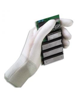 Lot de 10 paires de gants Ultrane enduction polyuréthane pour industrie propre homme L21-27 cm gris - MAPA® Professionnel