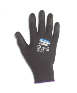 Paire de gants Kleenguard textile enduit en polyuréthane taille 8 - Kimberly-Clark