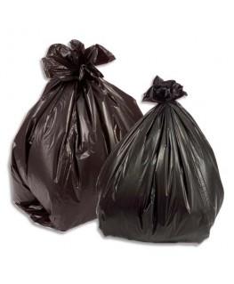 Boîte de 200 sacs-poubelles en basse densité 100 L noir