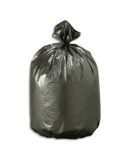 Boîte de 500 sacs-poubelles noir top qualité NF 30 litres 21 microns
