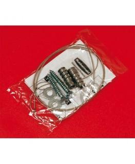 Kit de sécurité pour borne cigarette Groundskeeper Tuscan - Rubbermaid®