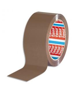 Ruban adhésif d'emballage polypropylène qualité supérieure havane 60 microns