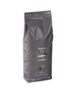 Paquet de 1kg de café moulu Onyx 50% Arabica et 50% Robusta - Miko®