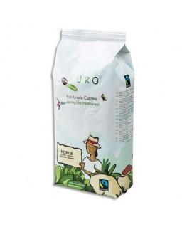 Paquet de 1kg de café en grains 80 % Arabica et 20 % Robusta - Puro® by Miko®