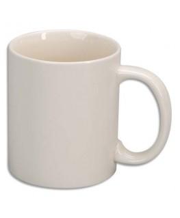 Lot de 6 mug en céramique émaillée de haute qualité