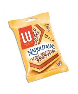 Boîte de 8 sachets de gâteaux Napolitain 30g