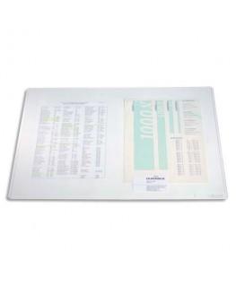 Sous main Duraglas transparent 53 x 40 cm - Durable