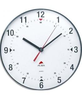 Horloge murale ronde diamètre 25 cm Horclass - Alba