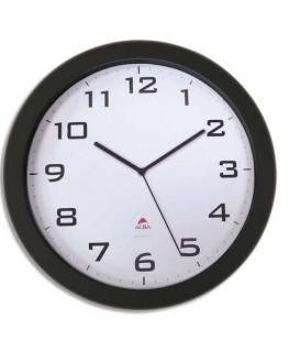 Horloge murale Horissimo silencieuse grand format à pile 1AA non fournie