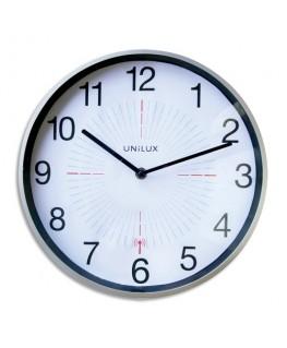 Horloge Outdoor Gris métal