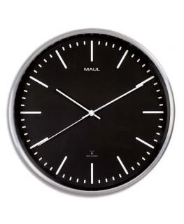 Horloge murale MaulFly fond Noire