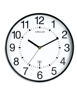 Horloge Wave radio-piloté Noire