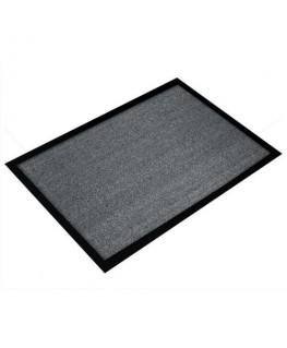 Tapis d'accueil Valuemat gris 60 x 80 cm épaisseur 7 mm - Floortex®