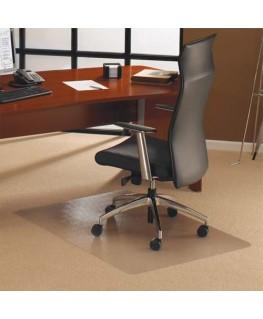 Tapis protège-sol polycarbonate pour sol moquette 119 x 89 cm - Floortex®