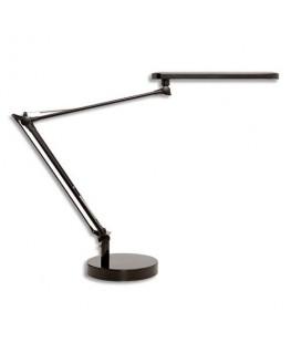Lampe LED MamboLED noire en ABS et alu