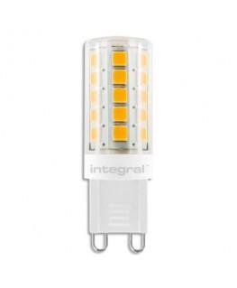 Ampoule LED à broches G9 3W blanc chaud à intensité variable - Integral