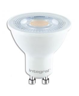 Spot LED Classic GU10 5.7W blanc chaud  - Integral