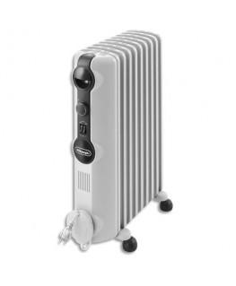 Radiateur bain d'huile mobile 2000W 3 allures de chauffe