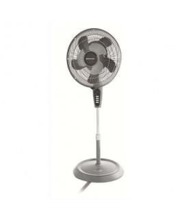 Ventilateur sur pied 2 pales D40 cm à télécommande