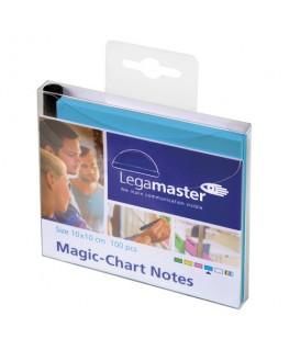 Paquet de 100 Notes Magic Chart Bleu
