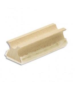 Brosse manche en bois pour tableaux effaçable à sec - JPC