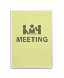 Sachet de 10 pochettes pour affichage adhésives A4 22 x 30.5 cm - 3L® Office