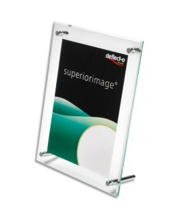 Cadre photo / affiche 25.7 x 8.7 x 32 cm Premium - Deflect-o®