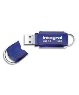 Clé USB Courrier 16Go USB 3.0 INFD16GBCOU3.0  +redevance - Integral