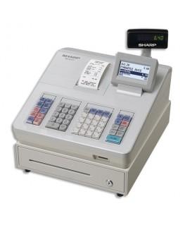 Caisse enregistreuse XE-A177 petit tiroir Blanche - Sharp®