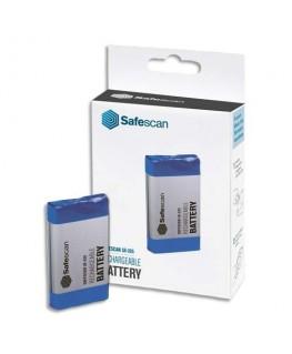 Batterie rechargeable LB-205 pour compteuse de pièces 6185 - Safescan