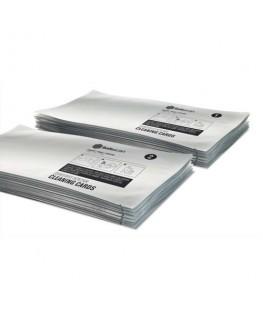 Pack de 10 lingettes de nettoyage pour détecteurs de faux billets 136-0545  - Safescan