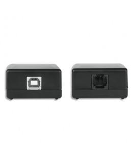 Boîtier déclencheur USB pour tiroir-caisse RJ45/sortie USB UC-100 121-0578 - Safescan