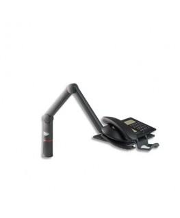 Support téléphone noir talkmaster 710+0005 - Novus