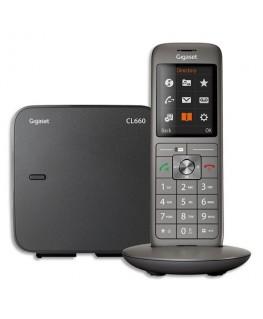Téléphone Solo sans fil CL660 sans répondeur