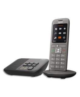 Téléphone Solo sans fil CL660A avec répondeur