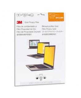 """Filtre de confidentialité Or pour ordinateur portable 12.5"""" - 3M"""