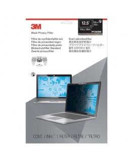 """Filtre de confidentialité Noir Touch écran bord à bord pour PC portable de 12.5"""" 16:09 PF125W9E - 3M"""