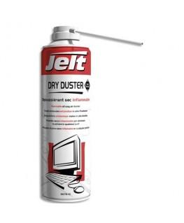 Aérosol dépoussiérant gaz sec DryDuster inflammable 650 ml/151g - Jelt®