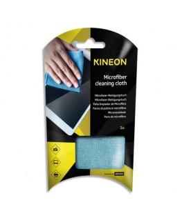 Chiffon de nettoyage en microfibre - Kineon