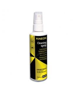 Spray nettoyant multi-usages 250 ml pour écrans et appareils technologie - Kineon