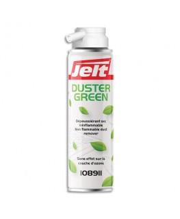 Aérosol dépoussiérant DUSTERGREEN gaz 1234ze HFO sans HFC 210 ml/150g - Jelt Professionnel®