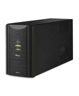Onduleur Oxxtron ASI 800VA UPS batterie réserve + 2 prises - Trust